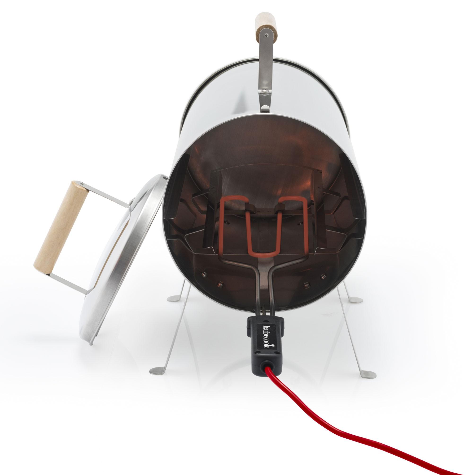 Räucherofen / Elektroräucherofen barbecook Otto Stahl Bild 4