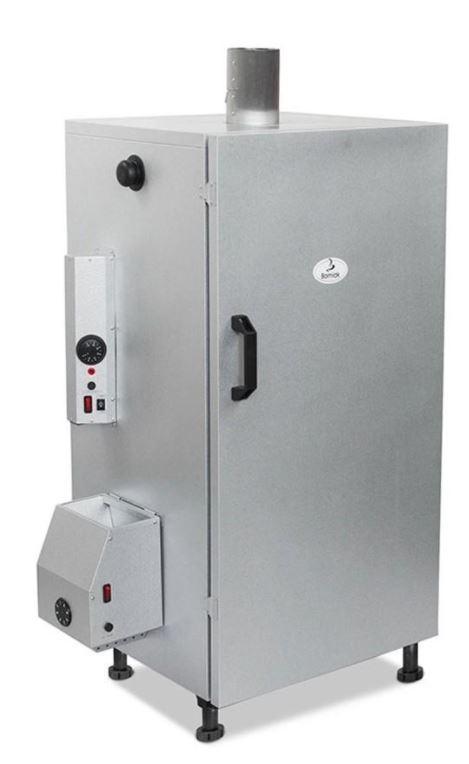 Räucherofen isoliert UW-150 Basic Alu/Zink 150 Liter Bild 1