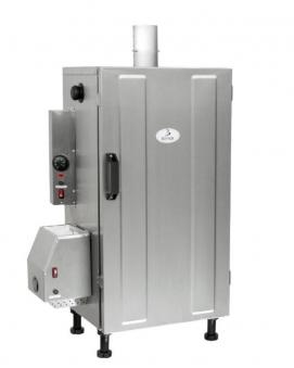 Räucherofen isoliert UW-70 Basic Alu/Zink 70 Liter