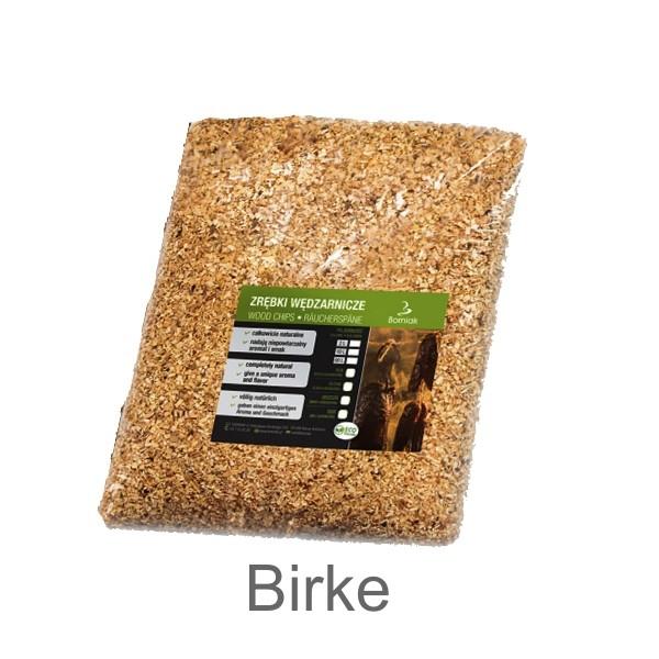 Räucherspäne Birke 2ltr. Bild 1