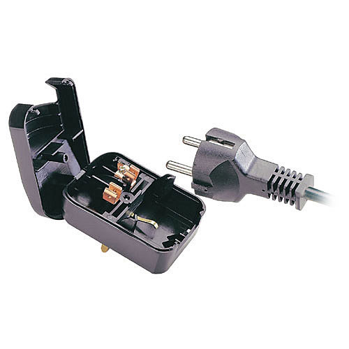 Schukostecker-Adapter für United Kingdom Bild 1