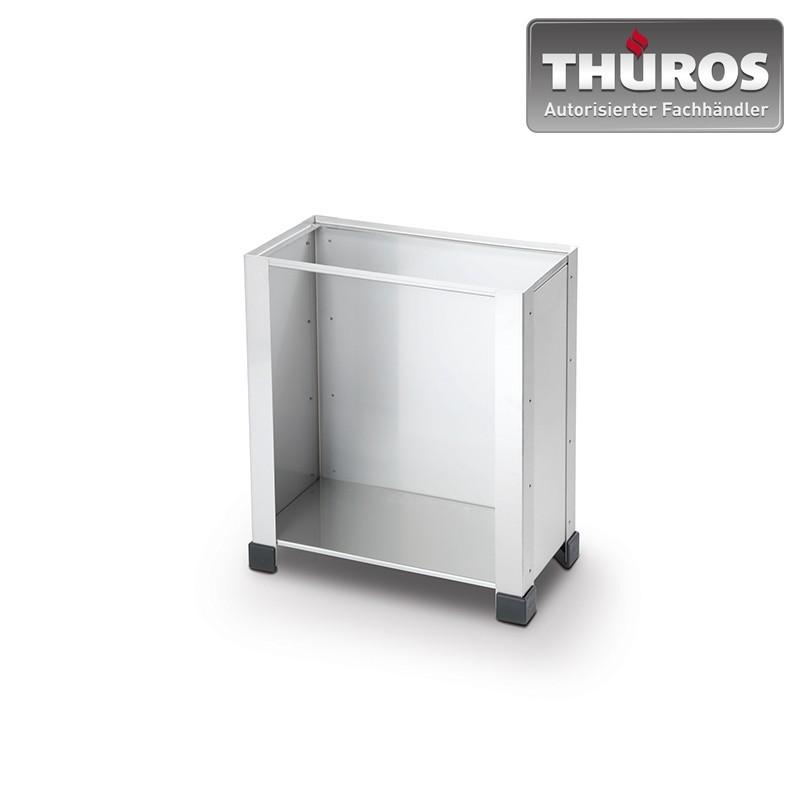 THÜROS Unterschrank für Räucherschrank / Räucherofen 40x30cm Bild 1