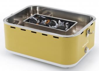 Campinggrill / Rauchfreier Grill barbecook Carlo m. Tasche 38,5x28,5cm Bild 2