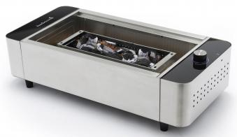 Tischgrill / Rauchfreier Grill barbecook Karl mit Tasche 41,5x23,2cm Bild 2