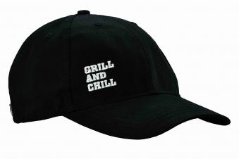Barbecue-Cap / Basecap Grill and Chill Bild 1