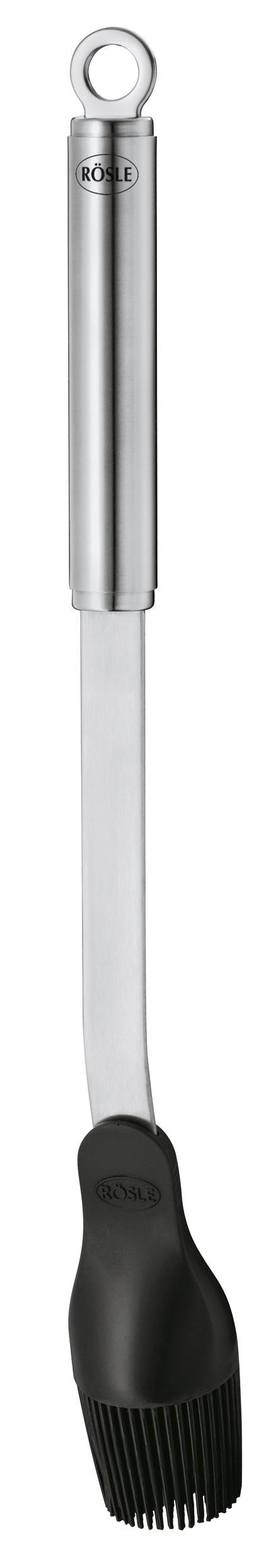 Pinsel / Silikonpinsel Rösle Edelstahl Bild 1