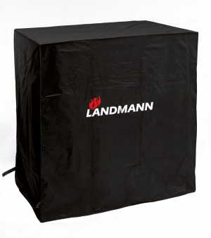 Schutzhülle für Landmann Grill Wetterschutzhaube Quality M 15701