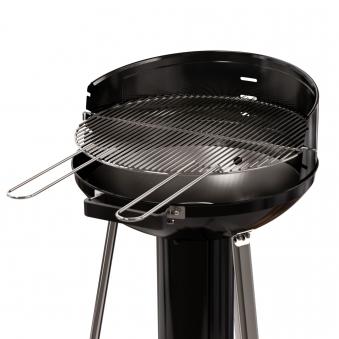 Säulengrill / Holzkohlegrill barbecook Basic Adam 50 Grillfl. Ø47,5cm Bild 3