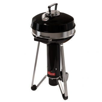 Säulengrill / Holzkohlegrill barbecook Basic Adam 50 Top GF Ø47,5cm Bild 1
