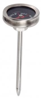 Grillthermometer / Bratenthermometer Tepro 4er-Set Edelstahl Bild 2