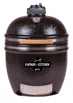 Kamado Kitchen Grillegg Grillei Keramikgrill Ø56cm Bild 1