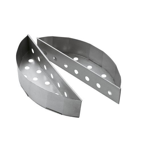 Kohlekorb Rösle für Kugelgrill Ø50cm 2er Set Bild 1