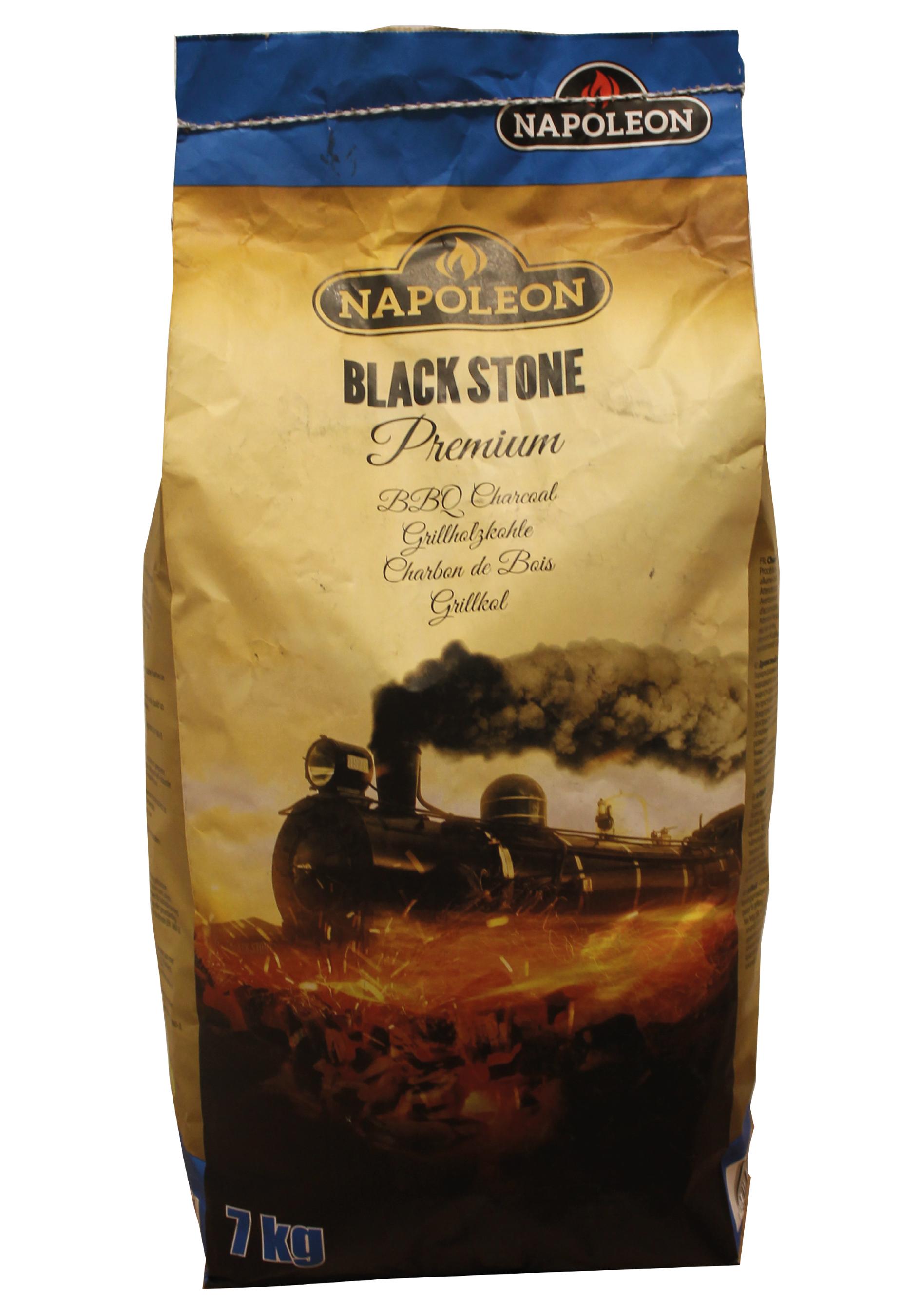 Napoleon Blackstone Restaurant Holzkohle 7kg Bild 1