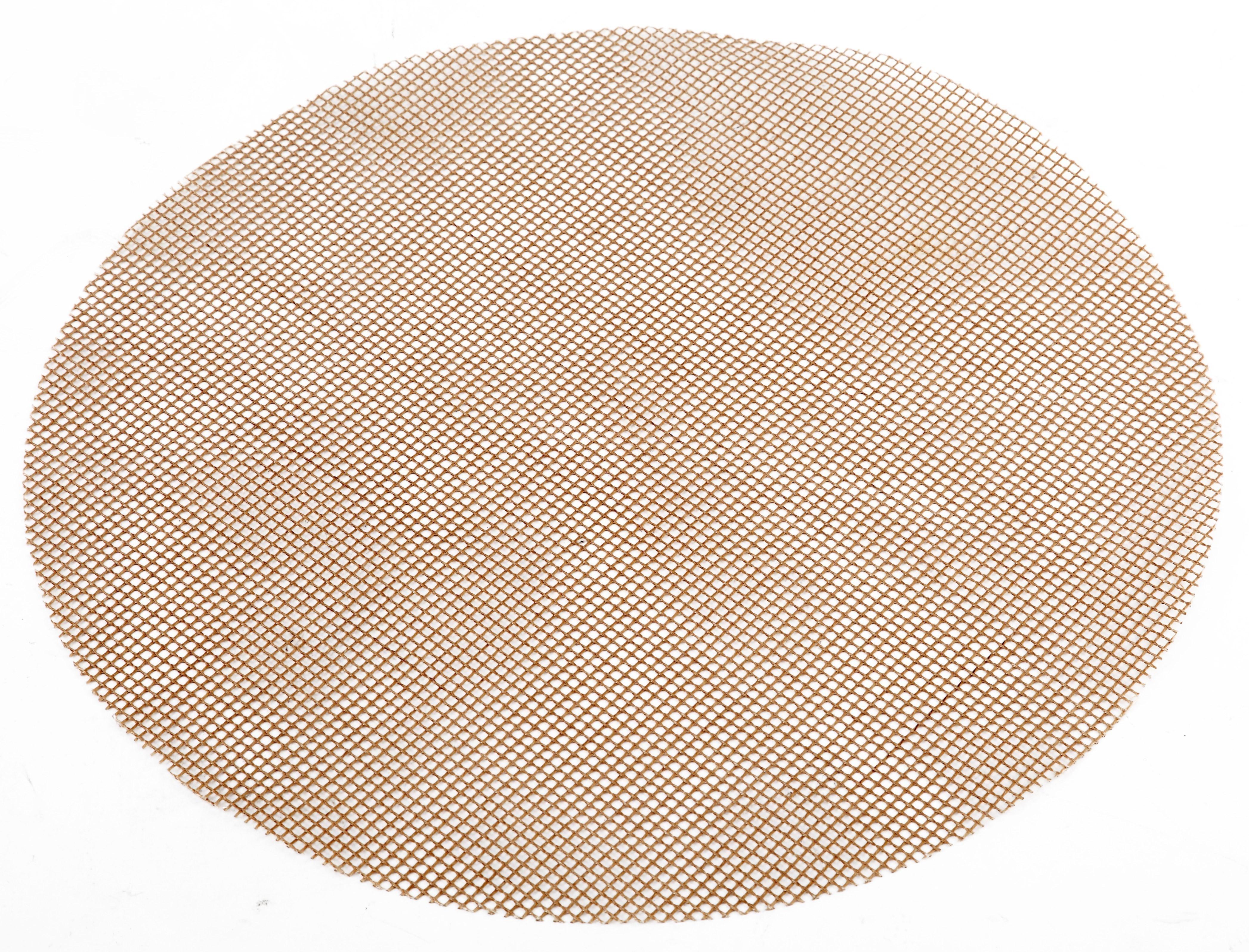 Tepro Grillmatte / Backmatte antihaftbeschichtet rund Ø52cm Bild 1