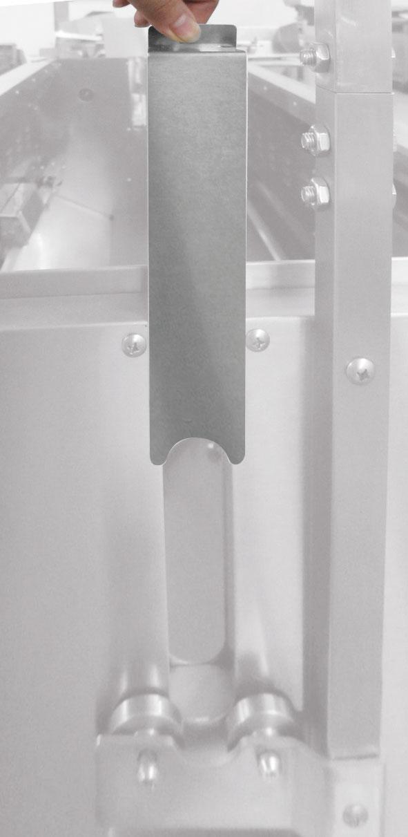 Räucherbox / Aromabox Tepro für Spanferkelgrill Bild 2