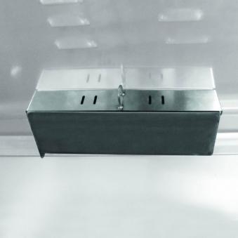 Räucherbox / Aromabox Tepro für Spanferkelgrill Bild 1