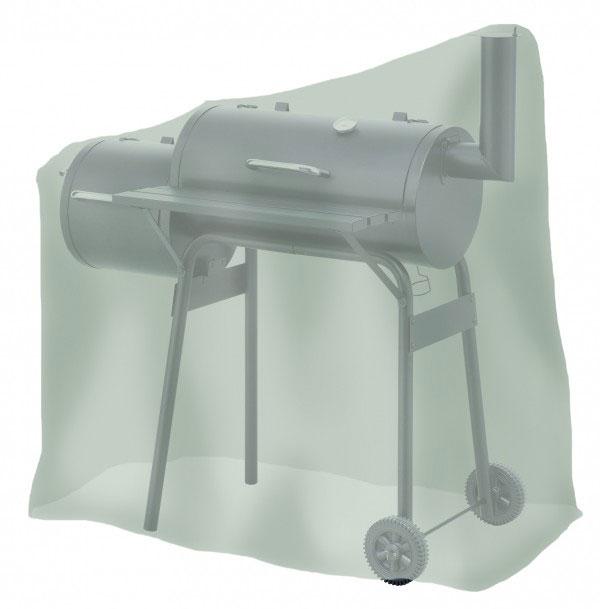 abdeckhaube schutzh lle tepro smoker klein 114x66 4x109 2cm bei. Black Bedroom Furniture Sets. Home Design Ideas