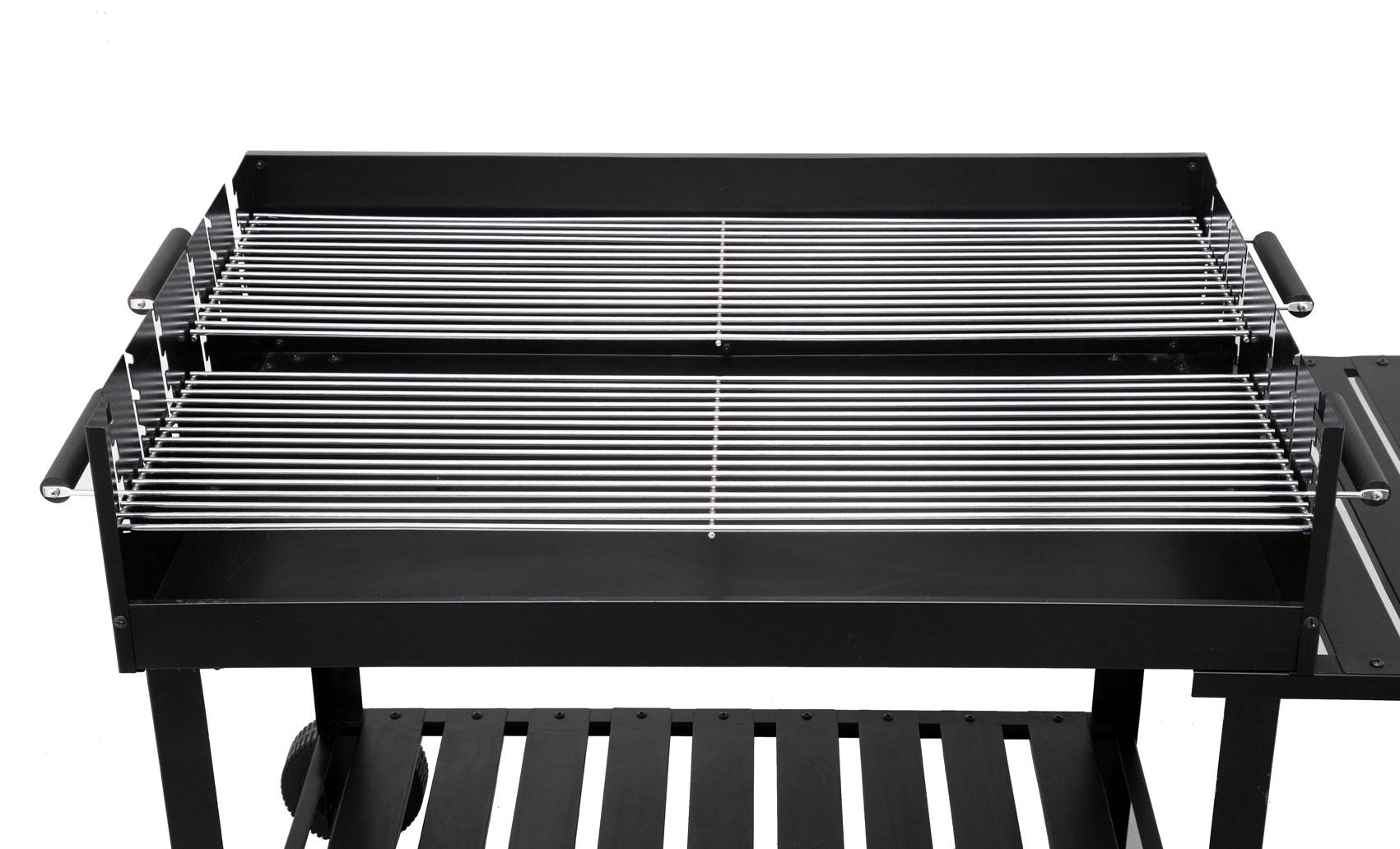 holzkohlegrill gro e grillfl che bestseller shop mit top marken. Black Bedroom Furniture Sets. Home Design Ideas
