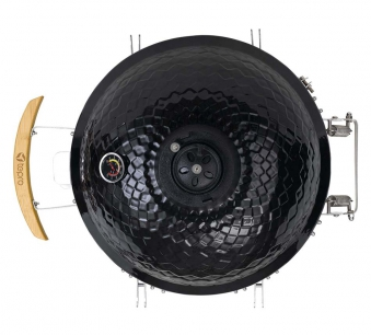 Tepro Holzkohlegrill / Keramikgrill Grenada Grillfläche Ø46,5cm Bild 3