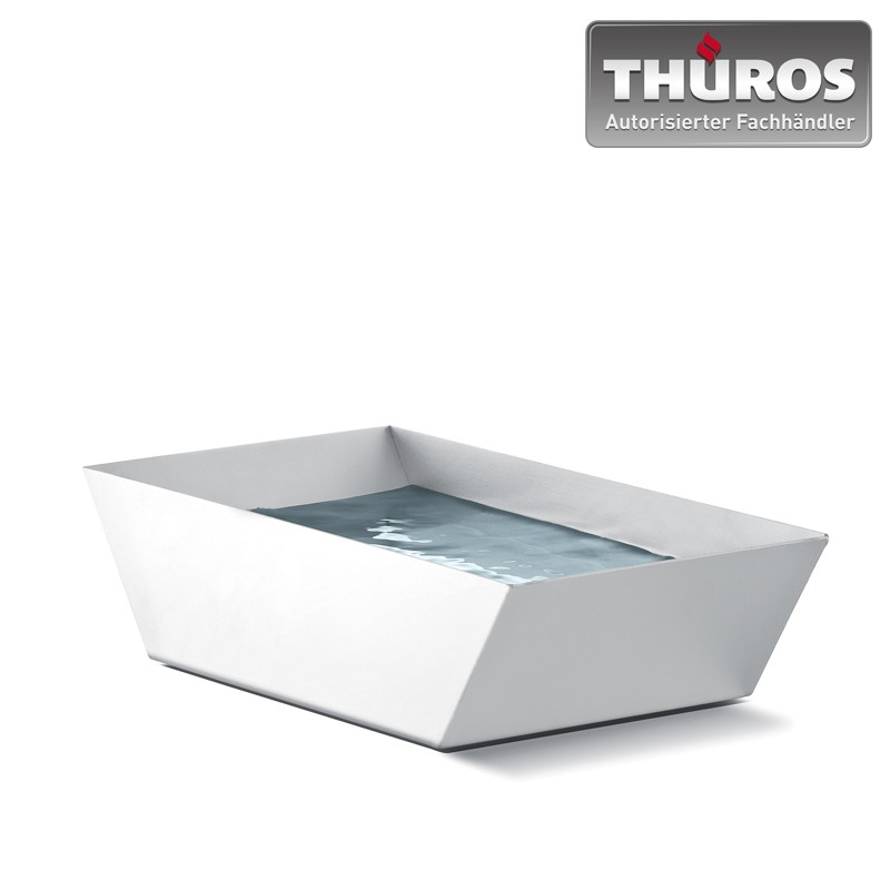 THÜROS Wasserschale für Tischgrill und THÜROS I Bild 1