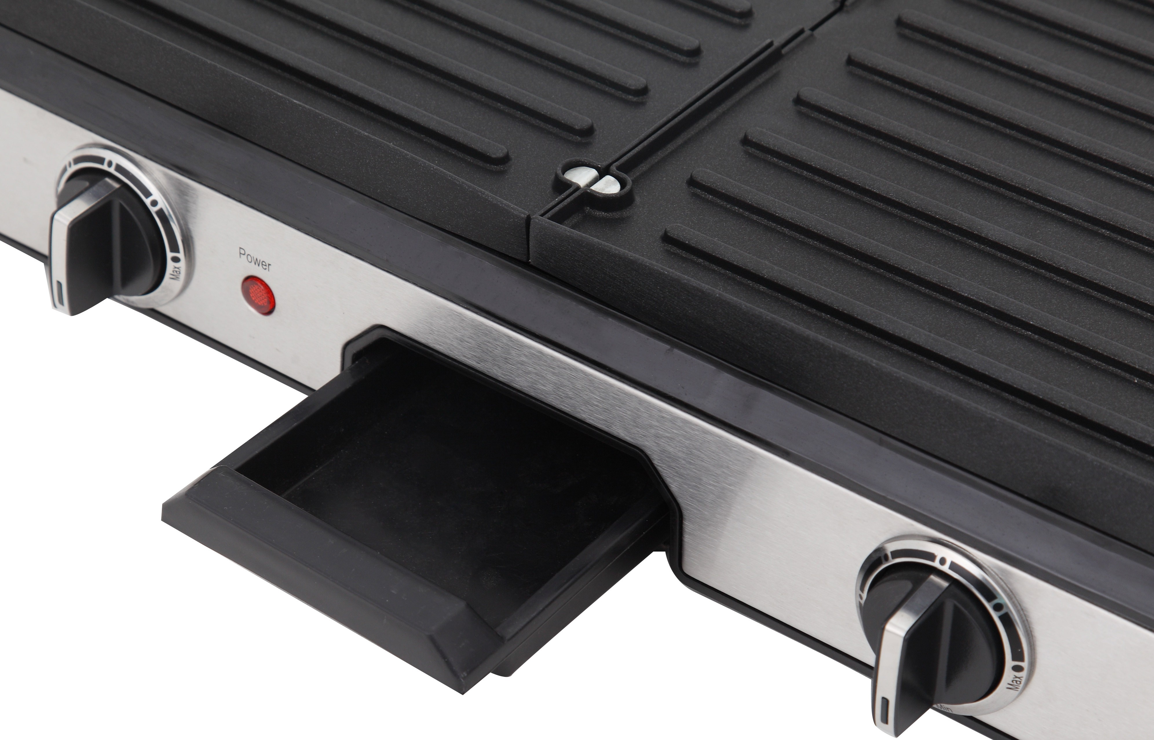 Tepro elektrogrill tischgrill arvada grillflache 50x25cm for Elektrogrill gro e grillfl che