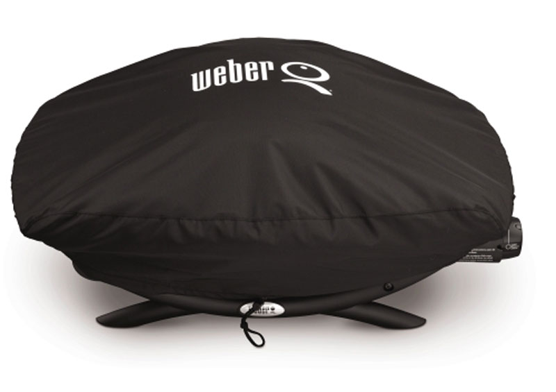 weber abdeckhaube standard f r q 2000 serie bei. Black Bedroom Furniture Sets. Home Design Ideas