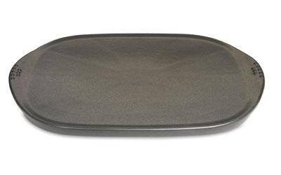 keramische grillplatte f holzkohlegrill ab 47cm ab weber q 100 bei. Black Bedroom Furniture Sets. Home Design Ideas