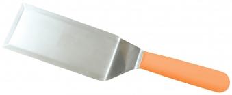 SIMOGAS Spatel schmale, längliche Spatula Edelstahl 20x8cm Bild 1