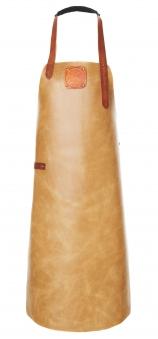 Witloft Grillschürze / Lederschürze Brown/Cognac Größe XL Bild 1
