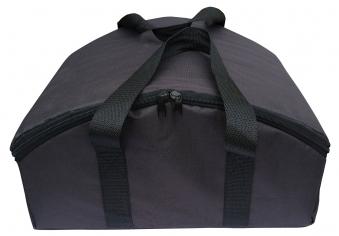 Schutzhülle / Tragetasche für Buschbeck Pizzabox schwarz 40x35x21cm Bild 1
