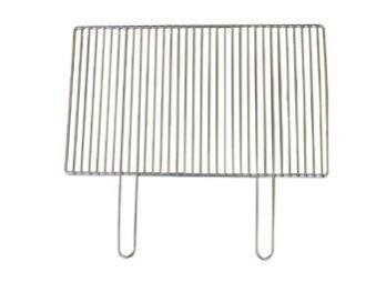 edelstahl kaminrost grillrost 670x400 mm bei. Black Bedroom Furniture Sets. Home Design Ideas