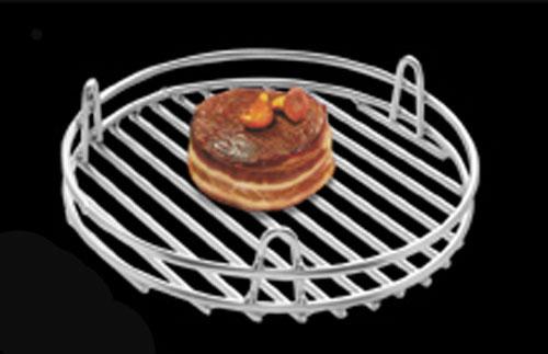 grillrost edelstahl poliert rund 30 cm bei. Black Bedroom Furniture Sets. Home Design Ideas