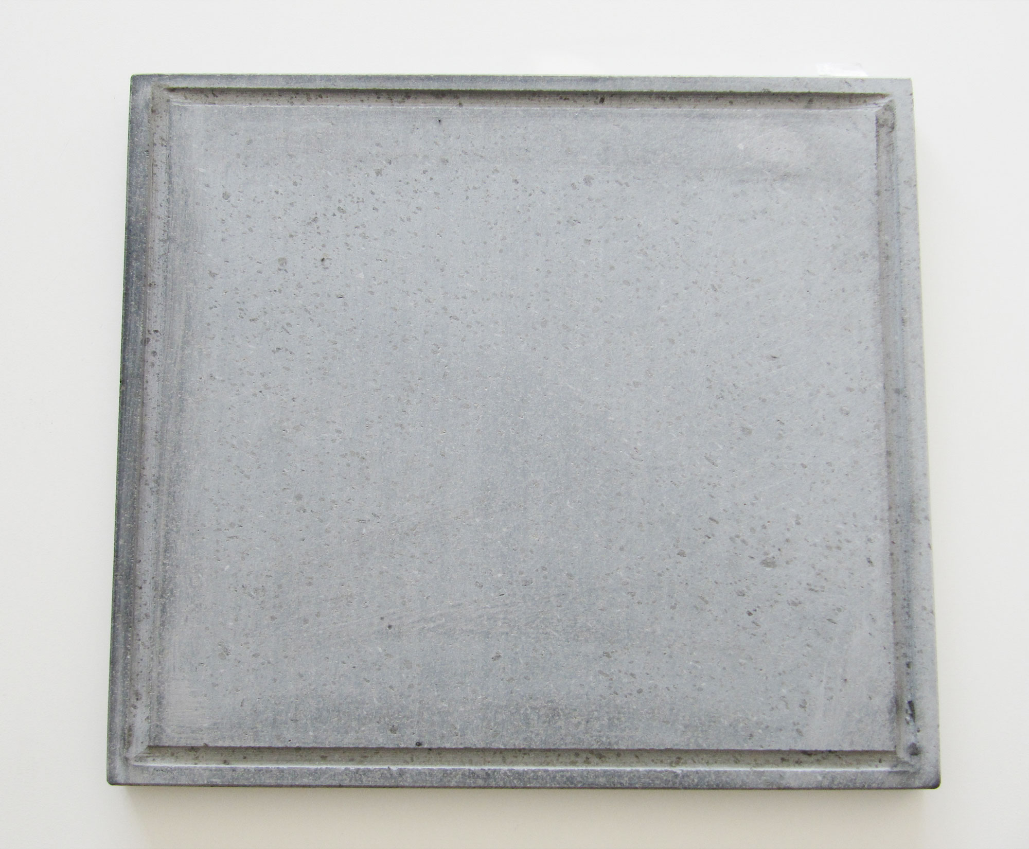 Pizzastein / Lavastein Freiluftküche 40x40x2cm Bild 1