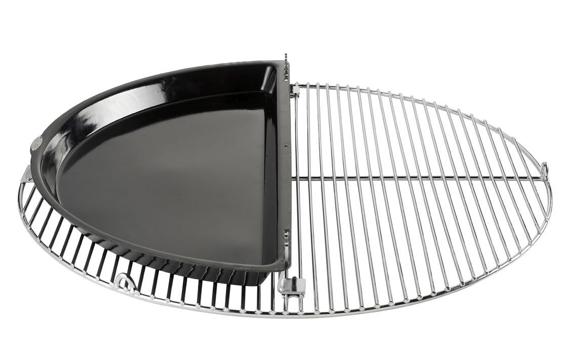 Bon-fire Pfanne / BBQ schwarz 29 x 57 cm Bild 3