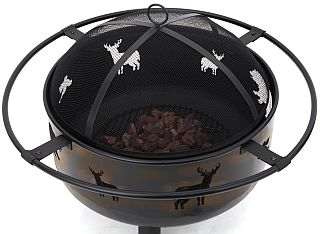 Tepro Toronto Holzkohlegrill Räuchern : Kynast smoker grill american style cm grillen räuchern