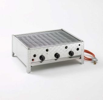 landmann gasbr ter mit grillrost 3 flammig 3x4kw 00442. Black Bedroom Furniture Sets. Home Design Ideas